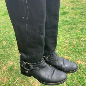 Frye Harness Tall Boot size 8